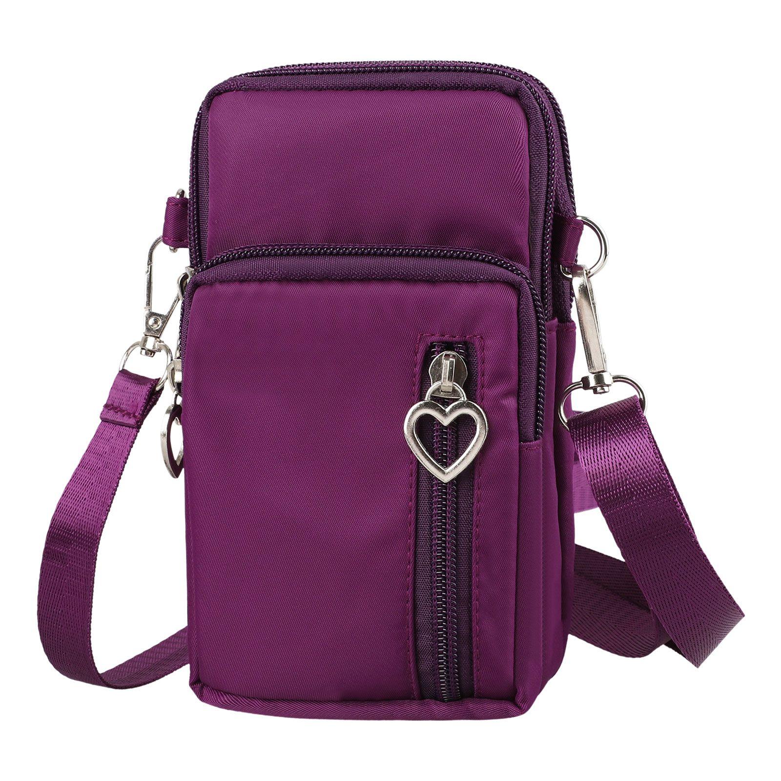 Cell phone pouch eeekit waterproof cellphone purse