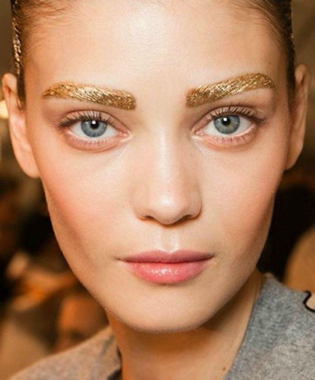 Photo of 14 Glitter øyenbryn du bør prøve dette NYE