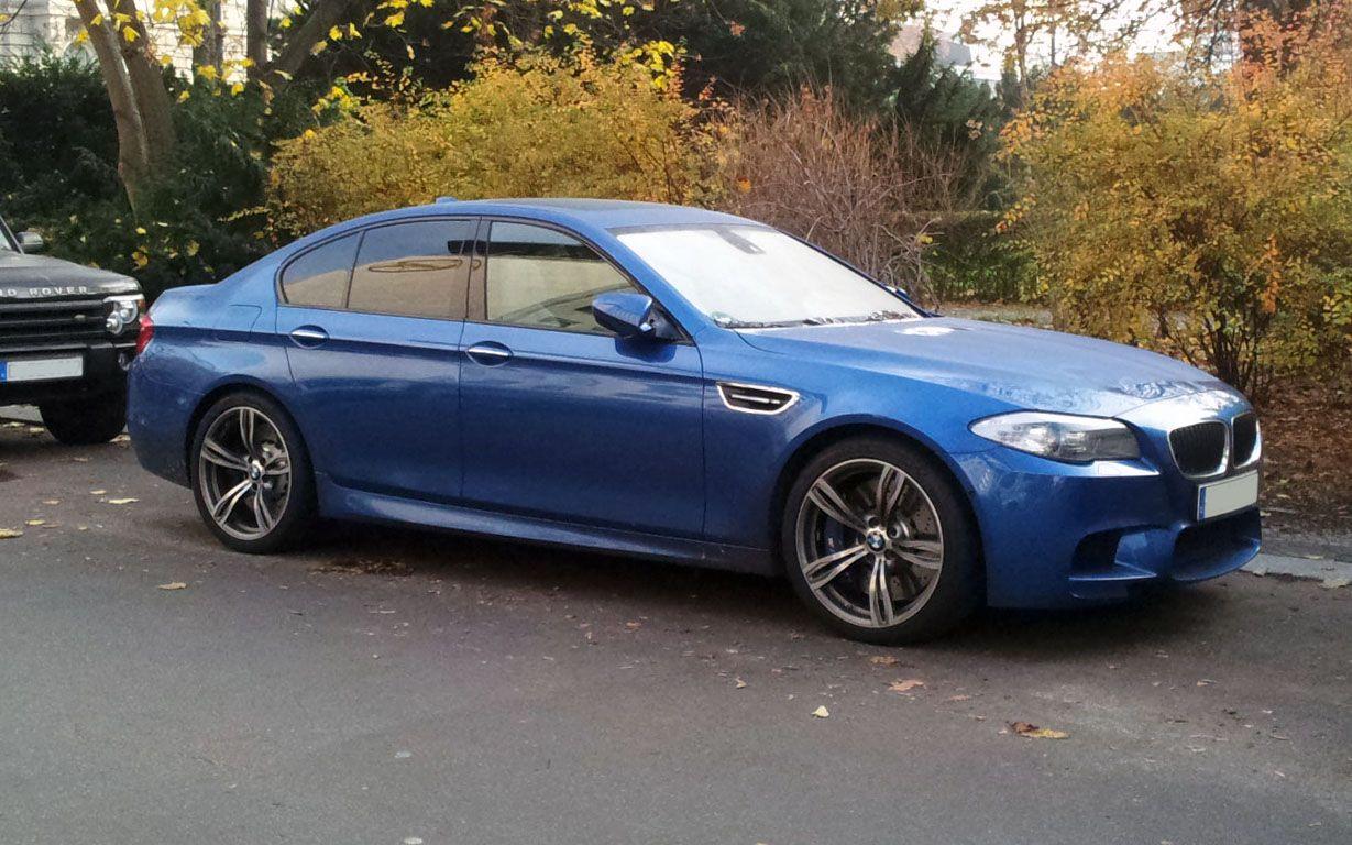 BMW M5 blue - Google zoeken