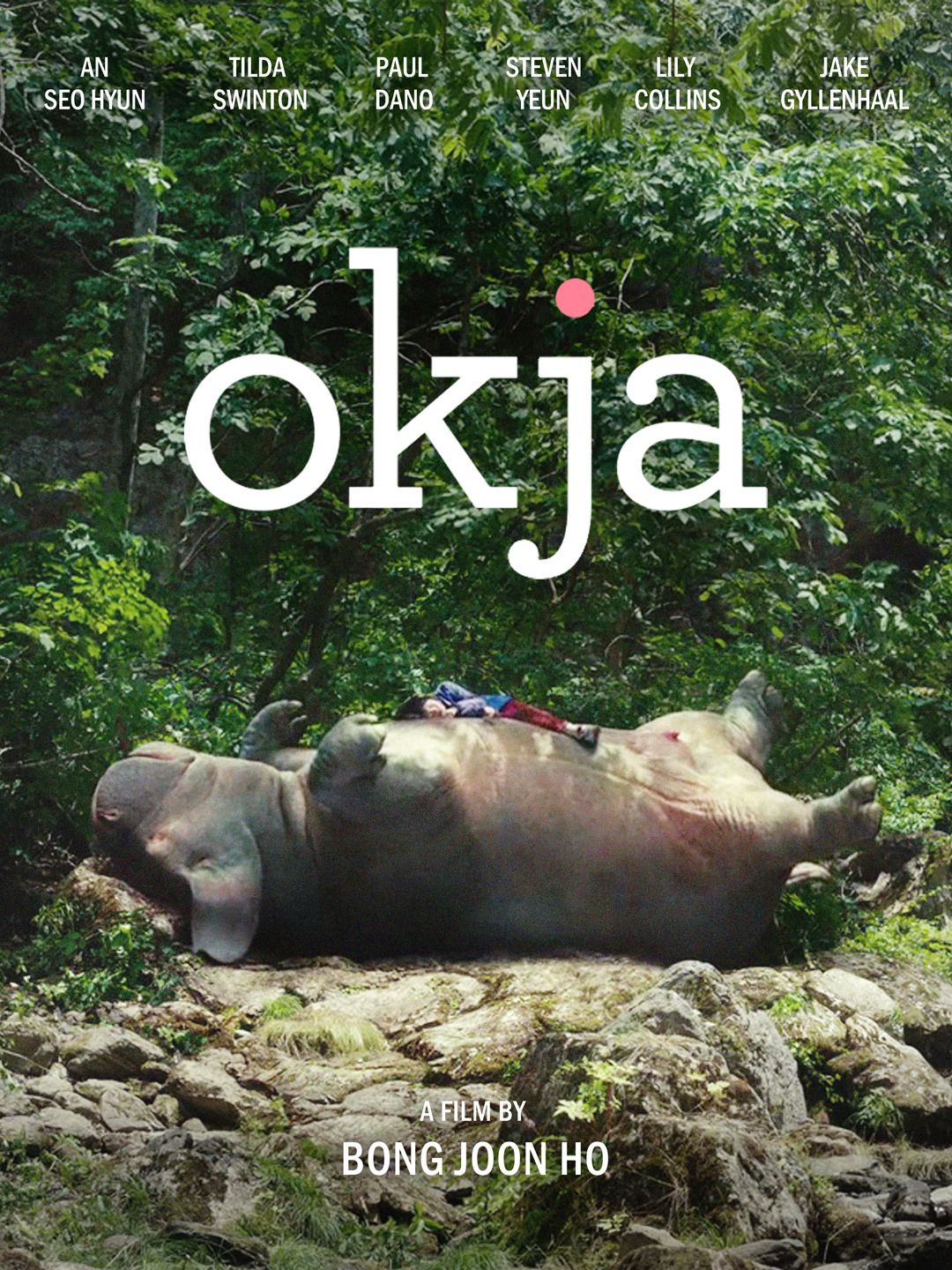 Image result for okja poster