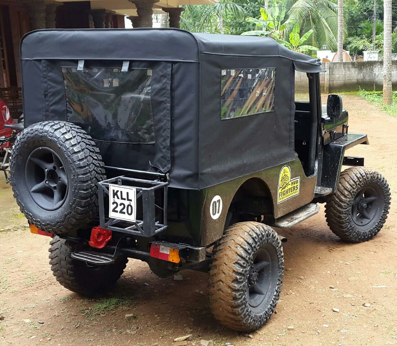 Mahindra Jeep Cj500 4 4 Lifted By Team Mforc Perinthalmanna