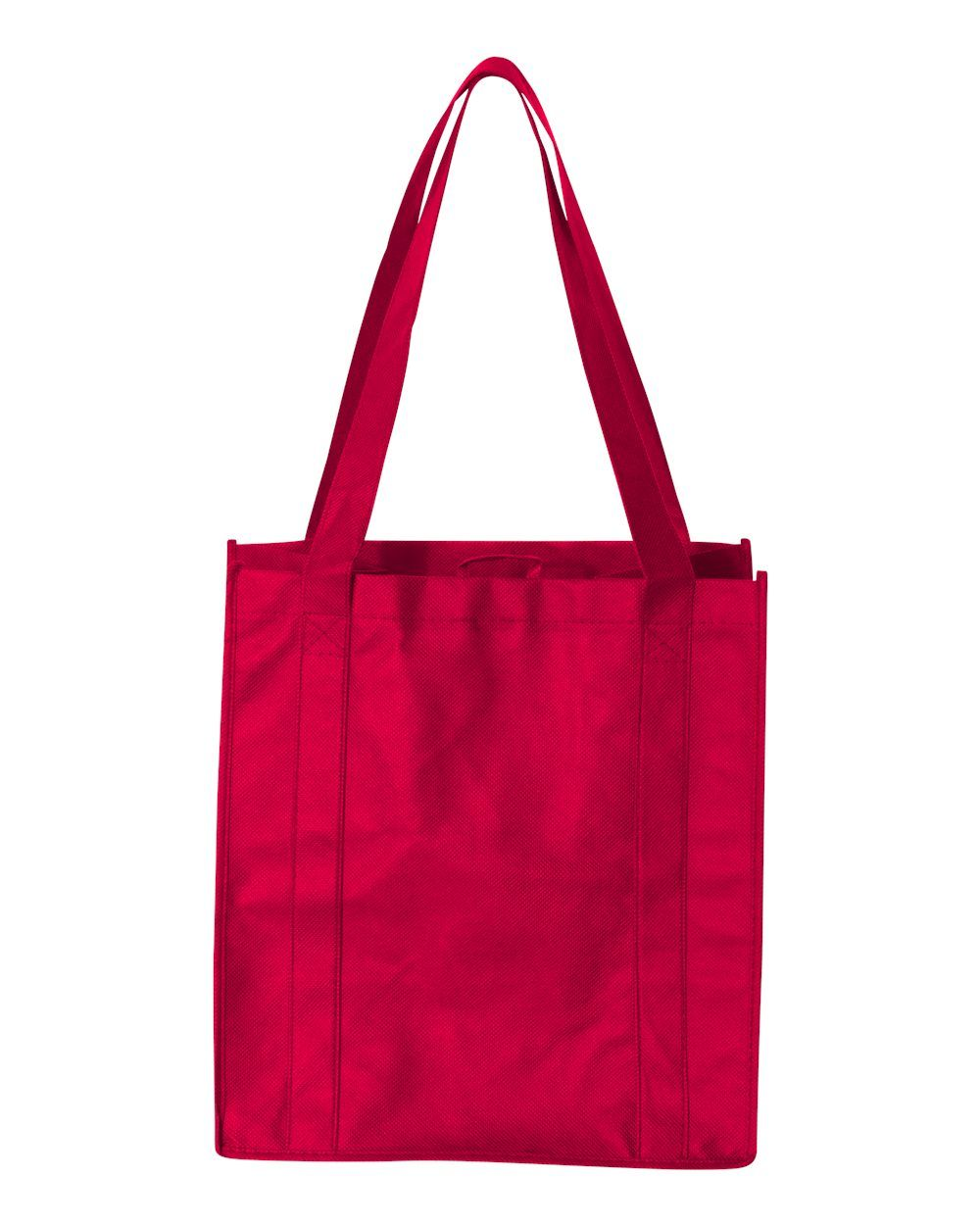 560cf0799 Red Non Woven Classic Shopping Bag From Liberty Bags 3000