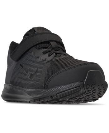a2d8b8a9e1d82 Nike Little Boys  Downshifter 8 Running Sneakers from Finish Line - Black  2.5