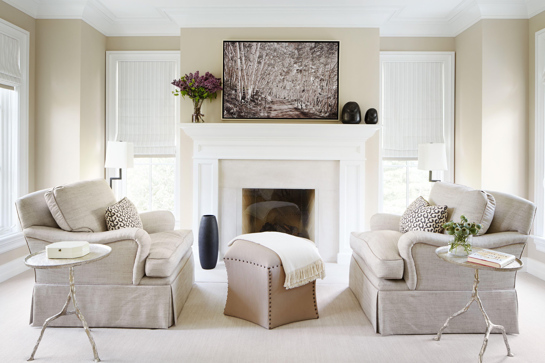 With oversized sofas plush upholstery luxurious fabrics