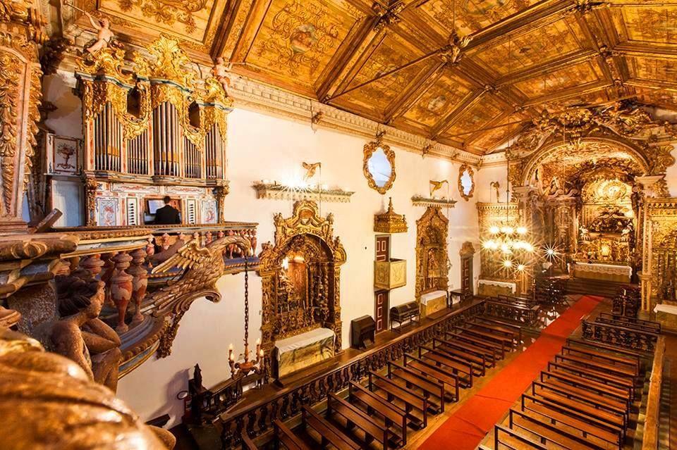 Interior Da Igreja Matriz De Santo Antonio Tiradentes Mg Foto Luciano Ferroni Com Imagens Igreja Igreja Matriz Santo Antonio