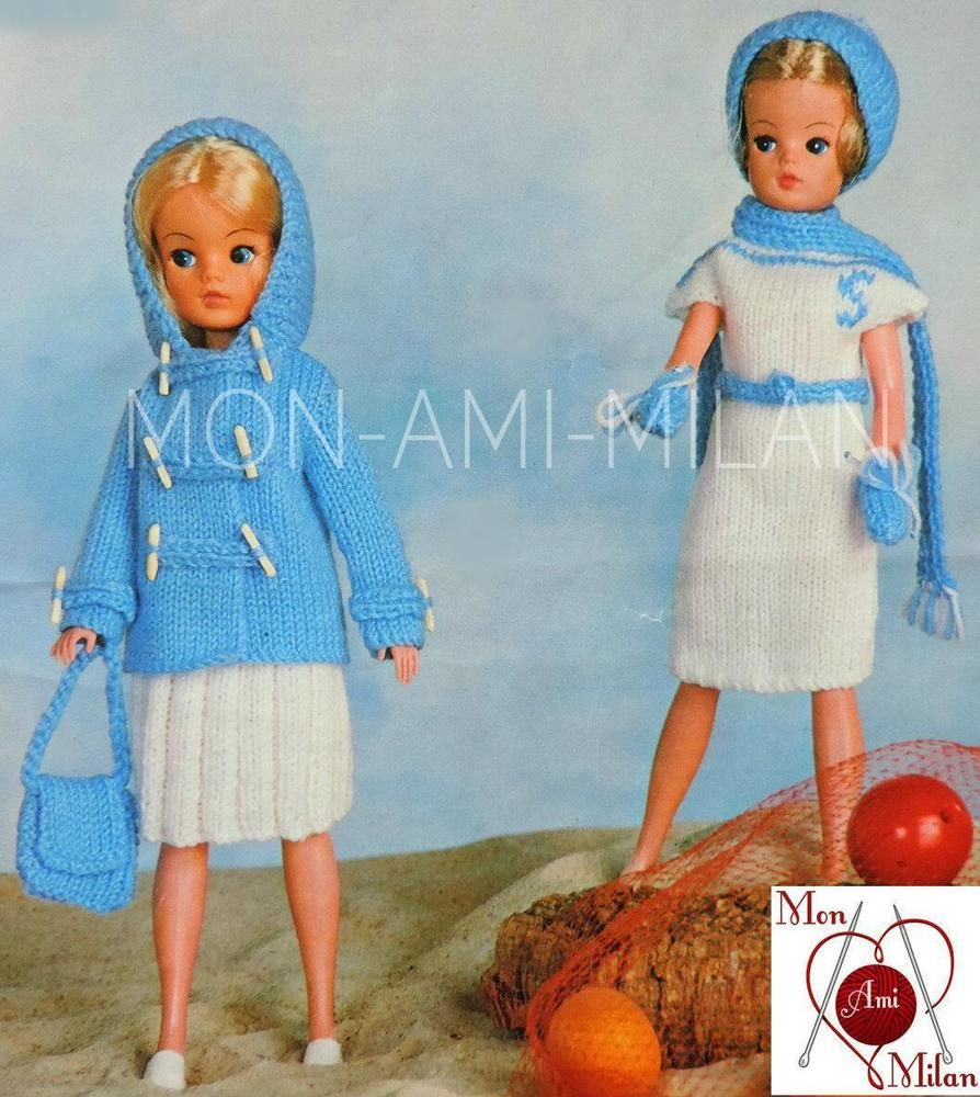 Colorful Sindy Knitting Patterns Image Collection - Sewing Pattern ...
