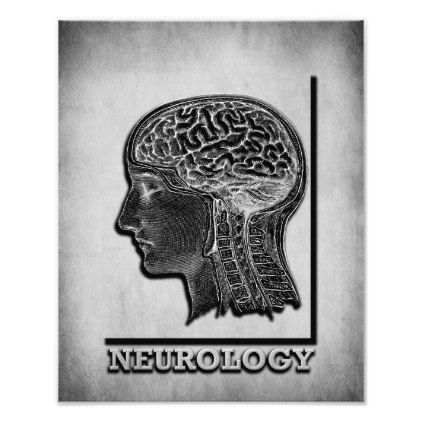 Neurology art prints art prints neurology art prints cyo customize design idea do it yourself diy solutioingenieria Gallery