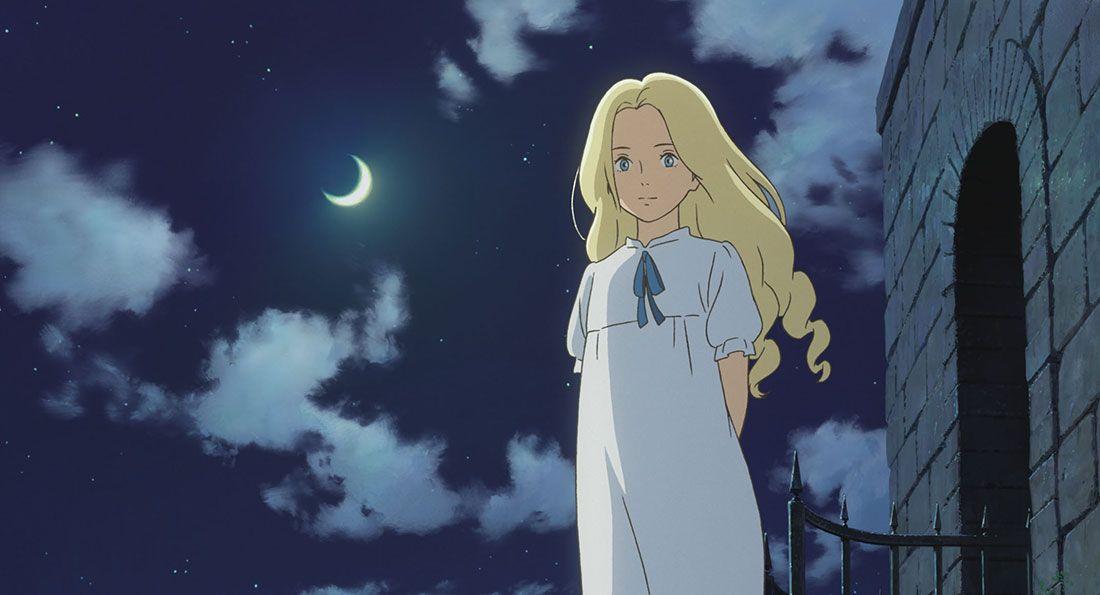 Film Souvenirs De Marnie Studio Ghibli Films Souvenirs De Marnie Ghibli