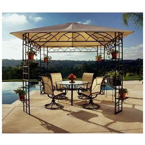 gazebo replacement canopy