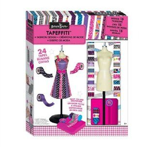 Fashion Angels Tapeffiti Fashion Design Kit By Fashion Angels Toys Chapters Indigo Ca Fashion Angels Fashion Design Clothing Patterns