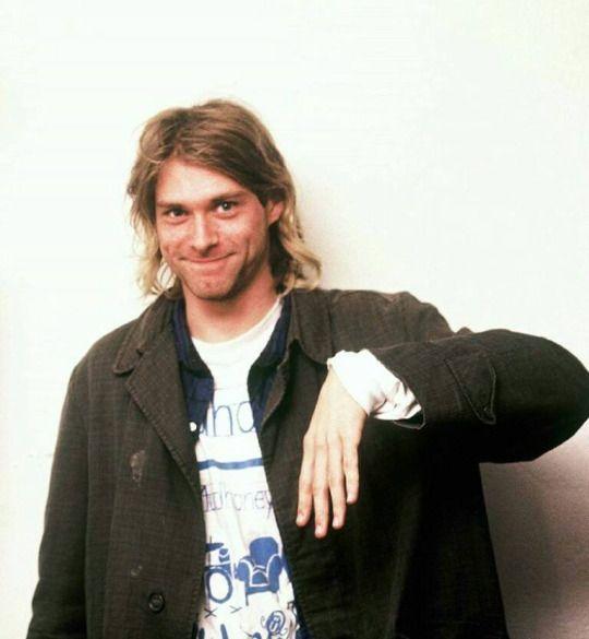 My Hero Kurt Cobain