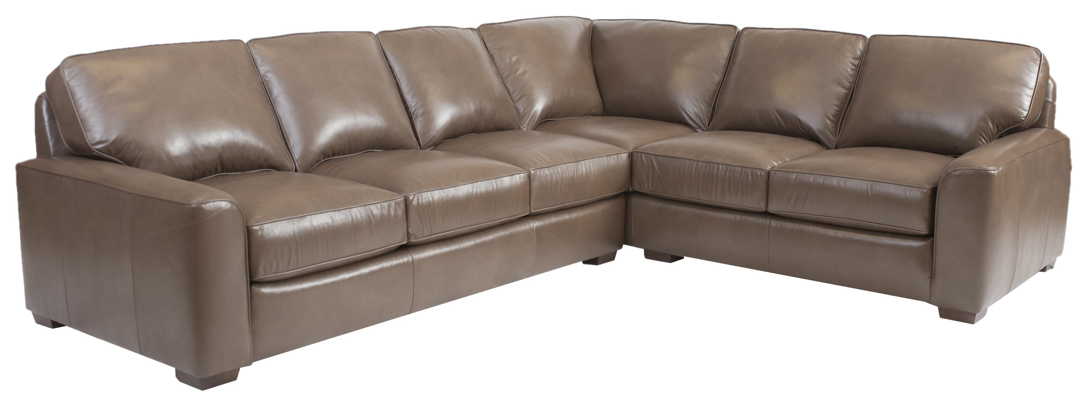 Build Your Own 8000 Series Sectional Sofa by Smith Brothers