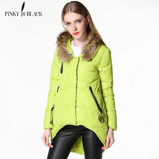 Winter jacket women Real fur hooded wadded jacket female medium-long casual cotton-padded jacket thickening winter coat women (32211630802)  SEE MORE  #SuperDeals