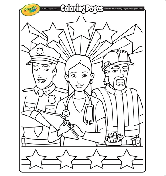 Labor Day Workers On Crayola Com Free Coloring Pages Coloring Pages Crayola Coloring Pages