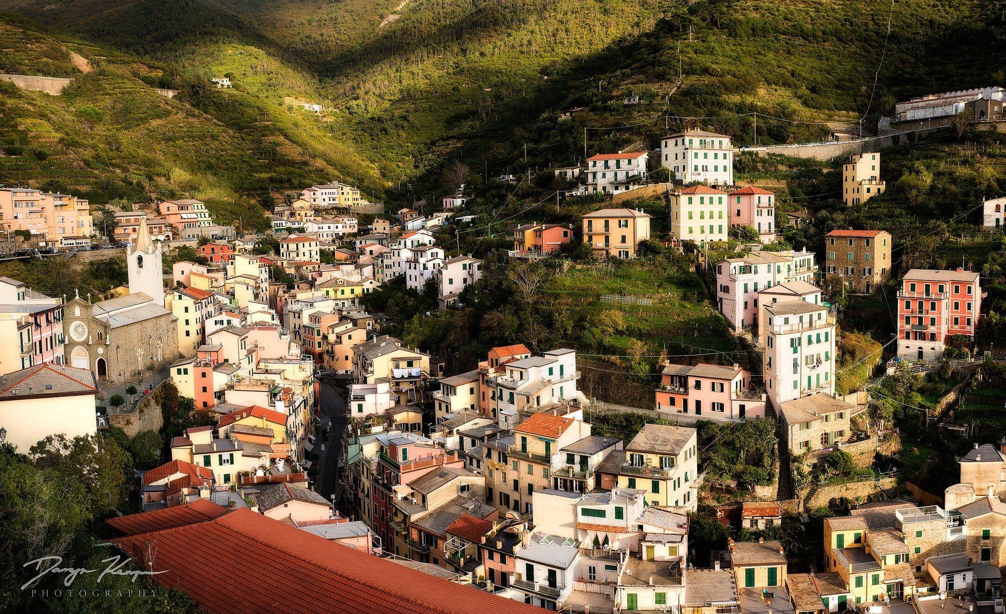 Riomaggiore Pano  Travel photo by darrynkemper http://rarme.com/?F9gZi