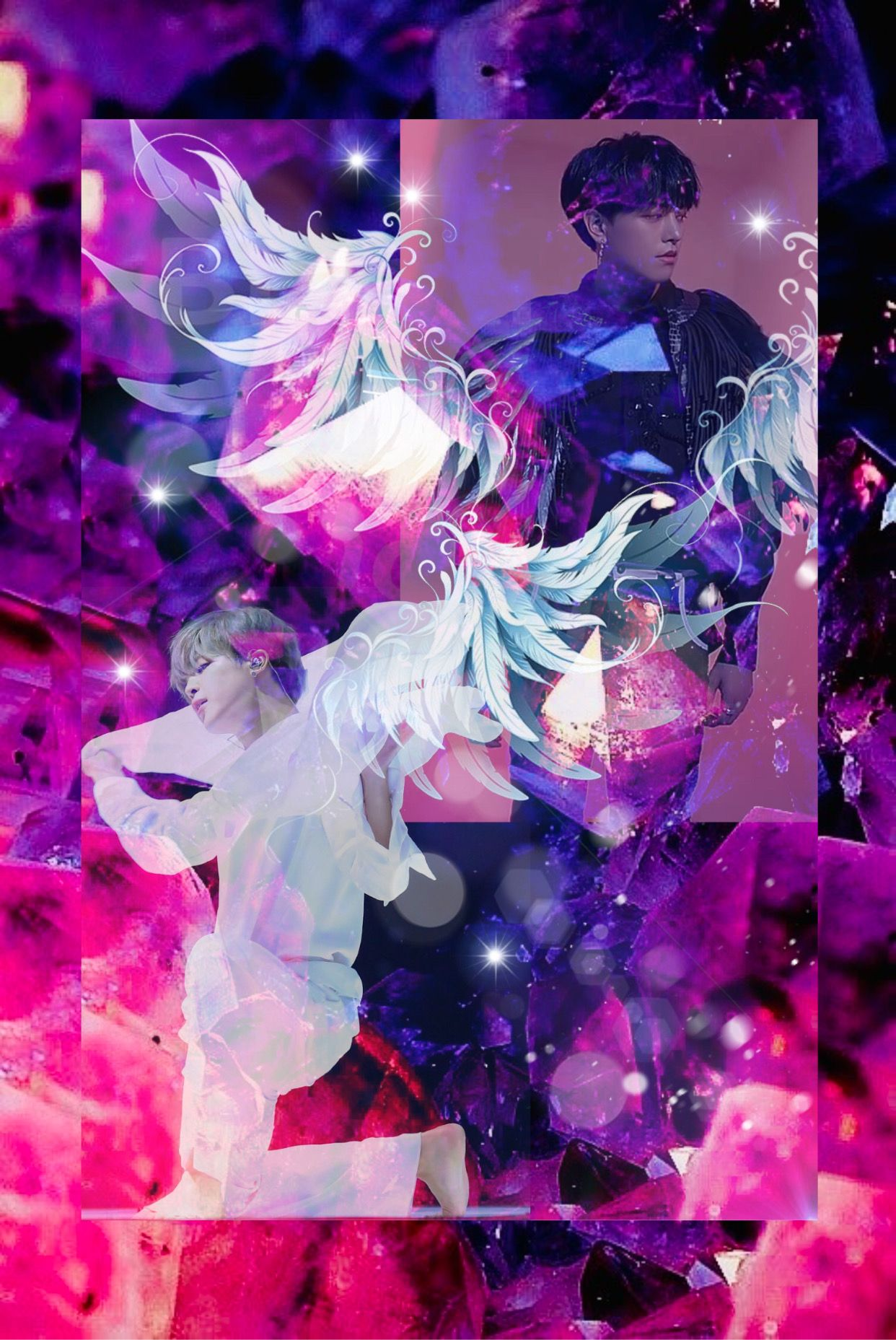 Pin by Joyee on BTS (With images) Anime, Art, Wallpaper