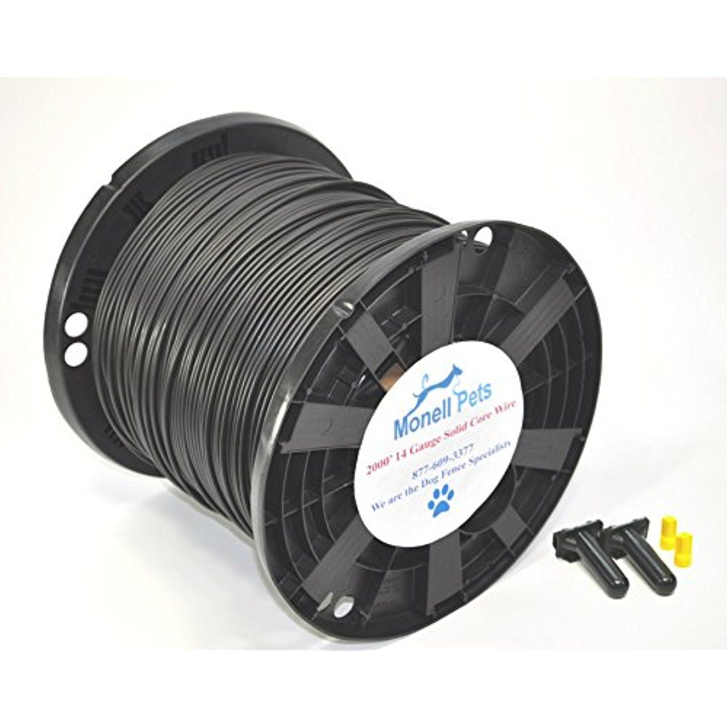 14 Gauge Heavy Duty Superior Pro Dog Fence Wire 2000 Ft Continuous Wire Check Out The Image By Visiting The Lin With Images Dog Fence Wireless Dog Fence Dog Conditioner