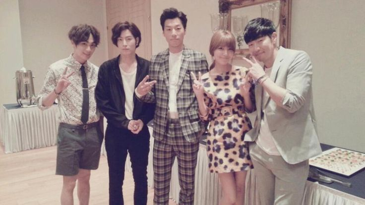 dating agency korean cast