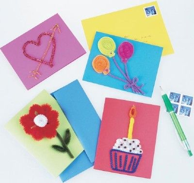 How to Make Greeting Cards – How to Make an Birthday Card