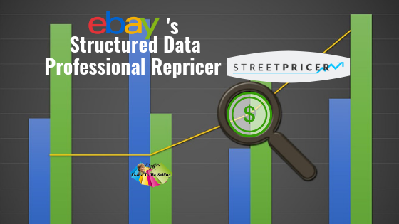 Ebay S Structured Data Professional Repricer Streetpricer I Love To Be Selling Ebay Selling Tips Ebay Selling On Ebay