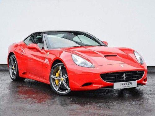 Ferrari California Convertible Petrol Car Review Specification