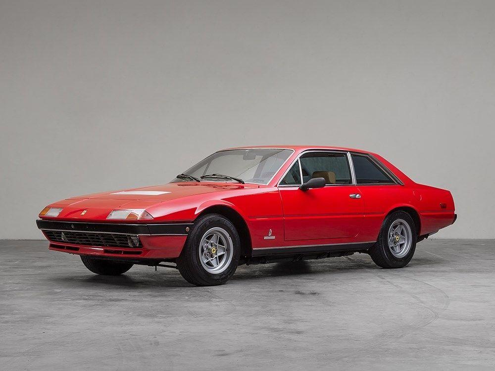 1979 Ferrari 400 / 412 - 400 Automatic i | Classic Driver Market ...