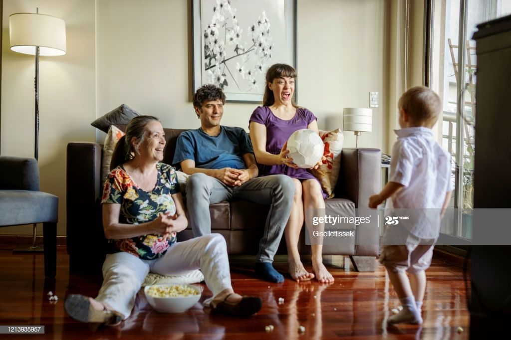 Family Together Watchin Soccer In The Living Room Photography #Ad, , #Affiliate, #Soccer, #Watchin, #Family, #Photography