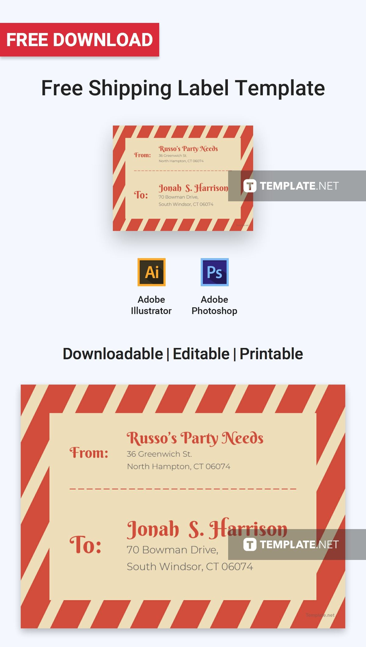 Pin On Label Templates Designs