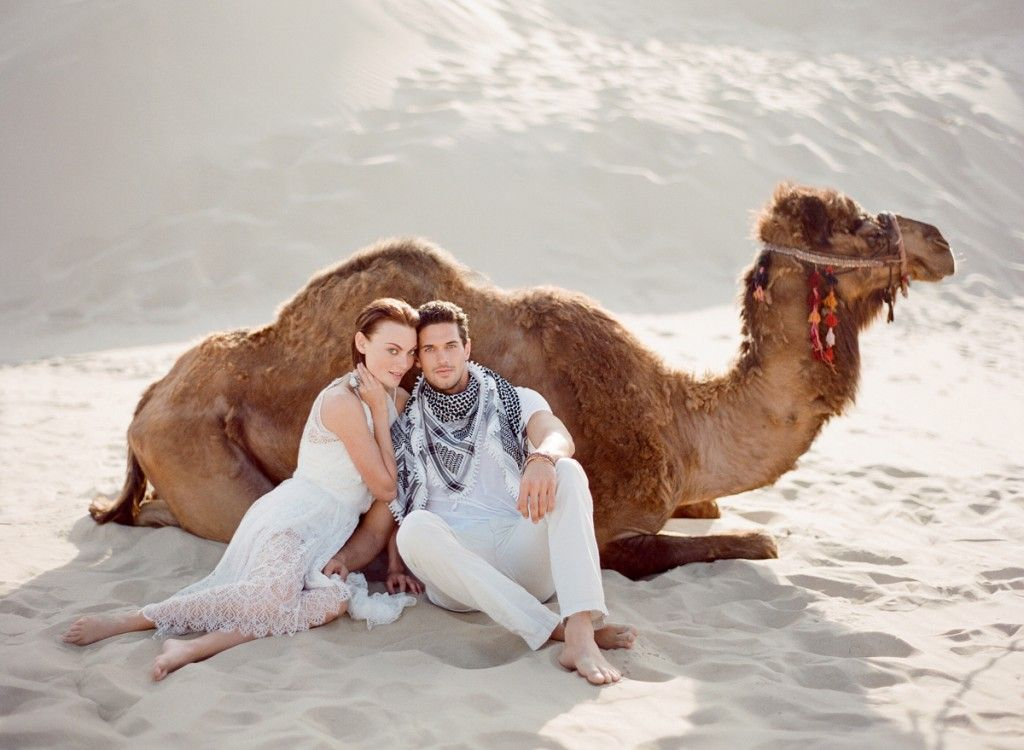 camel wedding