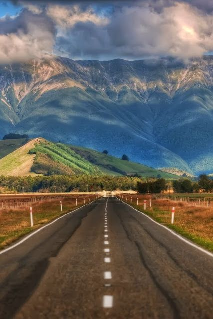 The Long Road in New Zealand