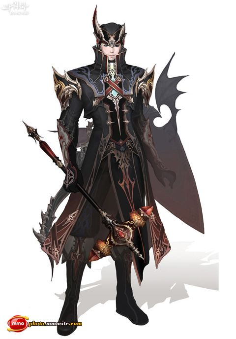 Character Design Definition : Aion art fantasy costume mmorpg pinterest