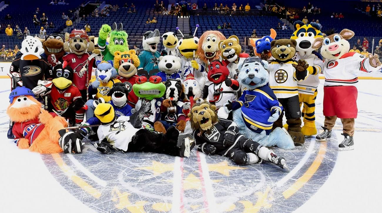 Top 10 Best NHL Mascots Mascot, Streaming movies free
