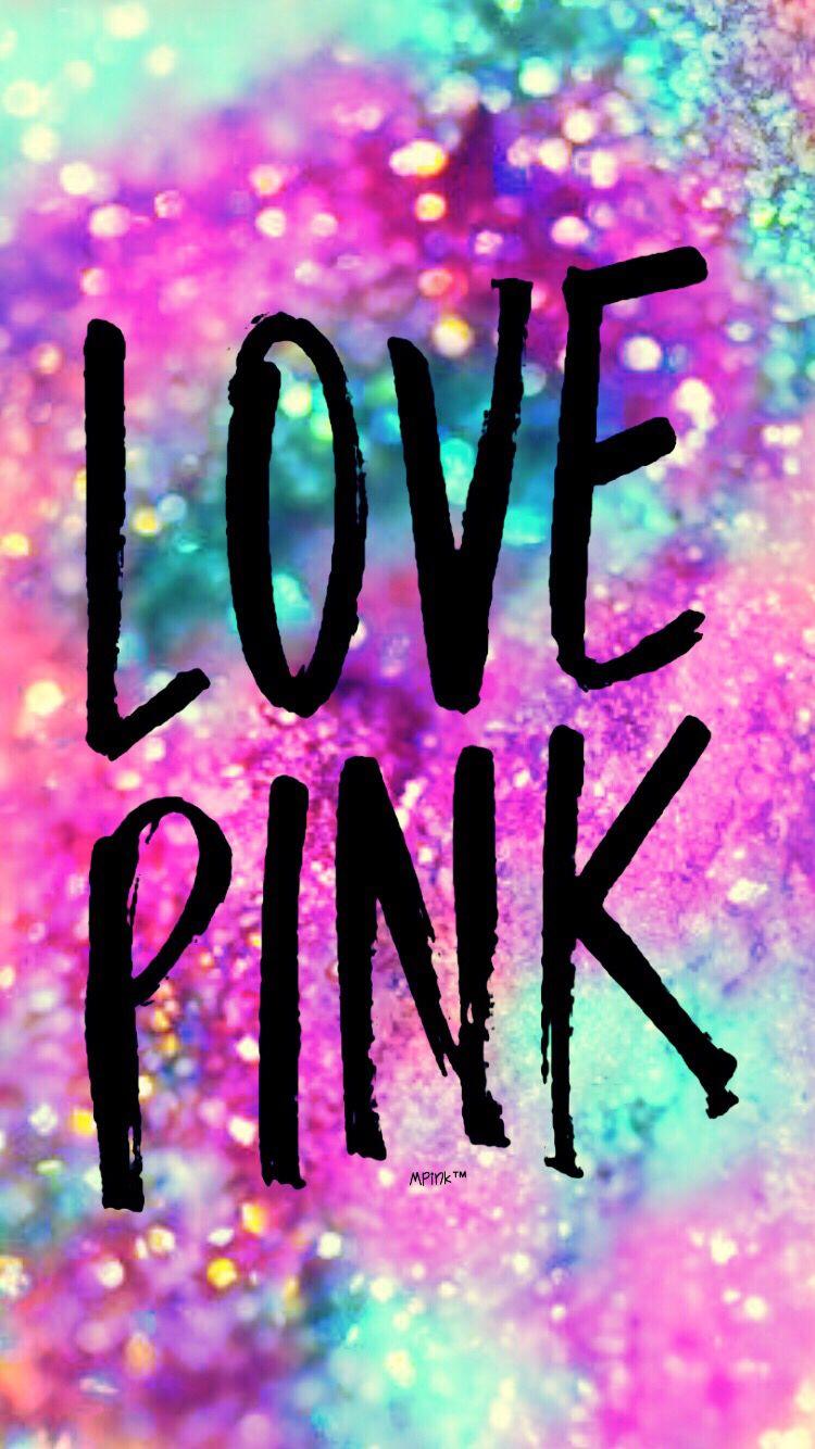Love Pink Glitter Wallpaper Glitter Wallpaper Black Wallpaper Iphone Pink Glitter Wallpaper Glitter pink love wallpaper