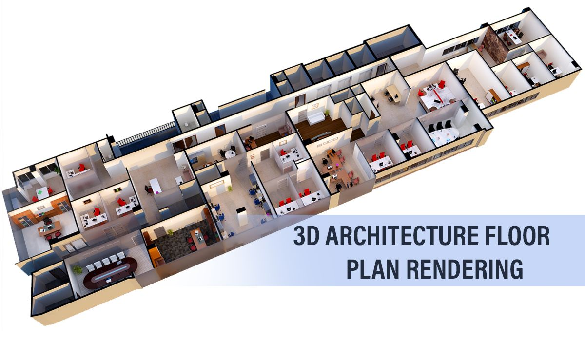 How 3d Interactive Floor Plan Services Solve The Biggest Marketing Problem Rendered Floor Plan How To Plan Floor Plans