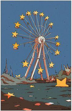 Illustrations of Political Satire