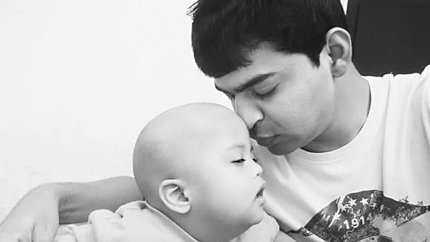 Youngest, but took on law to be a dad - The New Indian Express