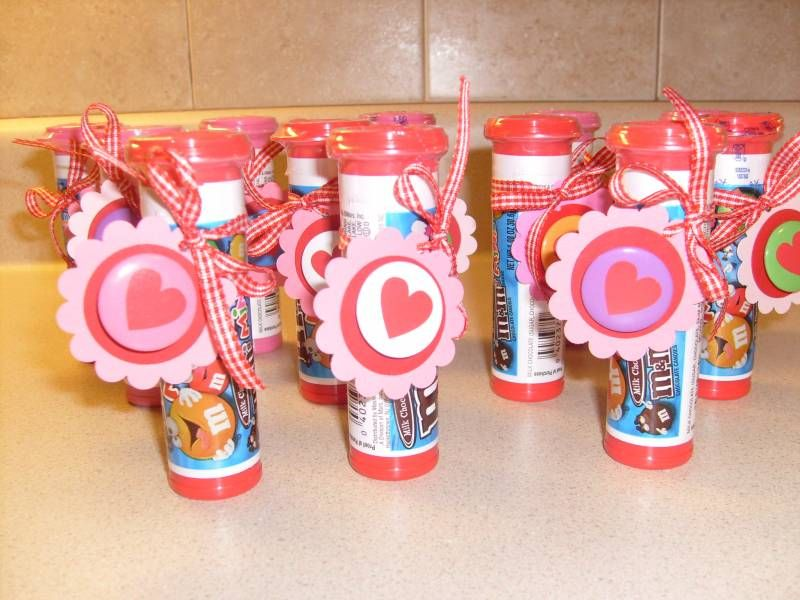 For valentines day good idea for daycare treat