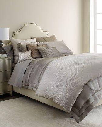 Reflection Full Queen Jacquard Stripe Duvet Cover Bed Sets For Sale Bed Bed Design