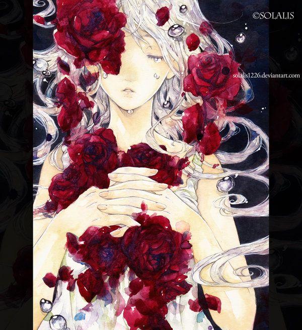 Garden of heartbreak by solalis1226