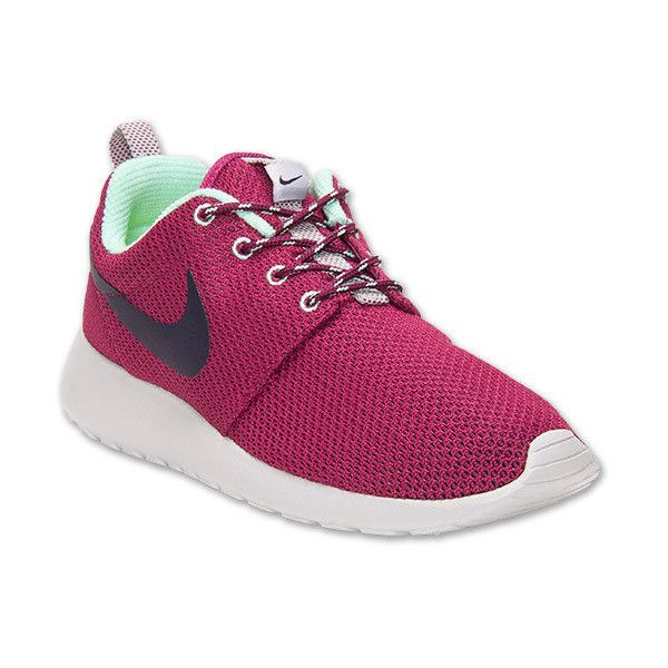 Women s Nike Roshe Run Casual Shoes ( 42) ❤ liked on Polyvore featuring  shoes 41209d3c5