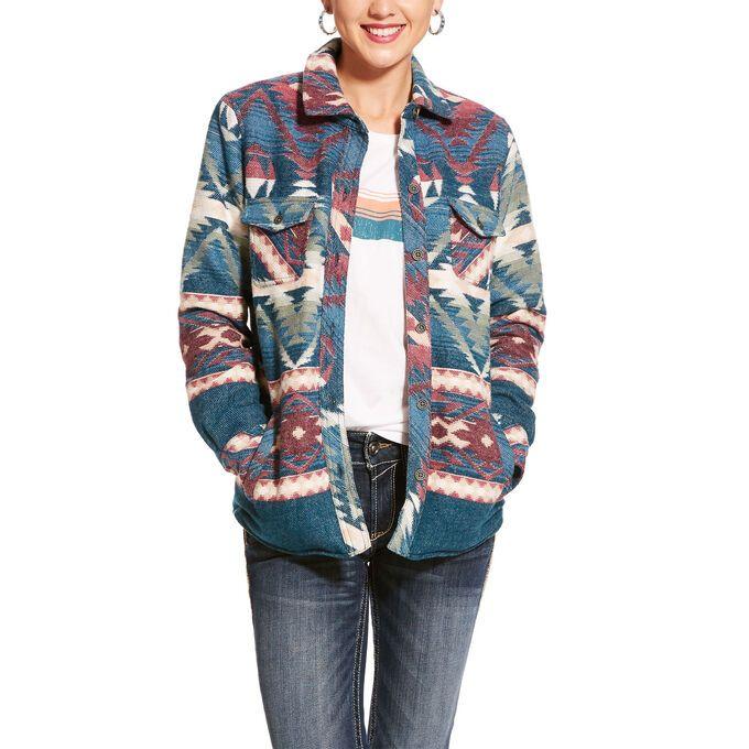 R.E.A.L. Shacket Shirt Jacket
