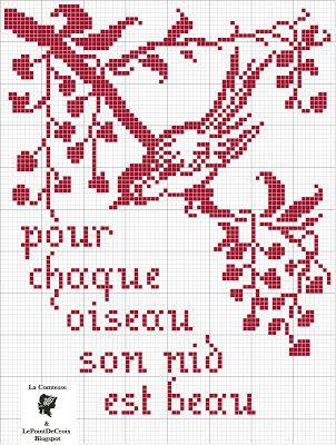 La Comtesse Et Le Point De Croix : comtesse, point, croix, Comtesse, Point, Croix:, Schemi, Croix,, Aiguilles, Broder