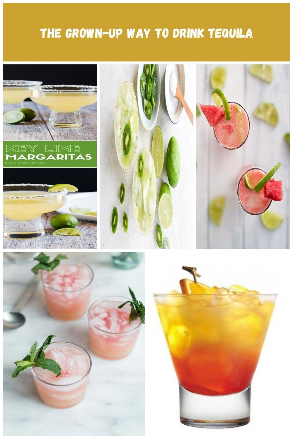 You only need 4 ingredients to be transported to the tropics! These Key Lime Margaritas are our new favorite tequila drink! tequila drink #limemargarita You only need 4 ingredients to be transported to the tropics! These Key Lime Margaritas are our new favorite tequila drink! tequila drink #limemargarita