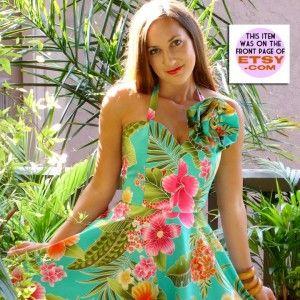 Hawaiian print bridesmaid dresses- Miami - The Wedding SpecialistsThe  Wedding Specialists a40013e4133