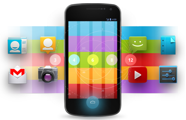 android device Android application development, Android