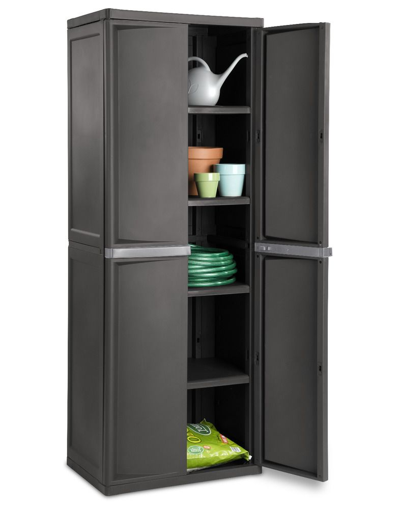 Outdoor Storage Cabinet Plastic