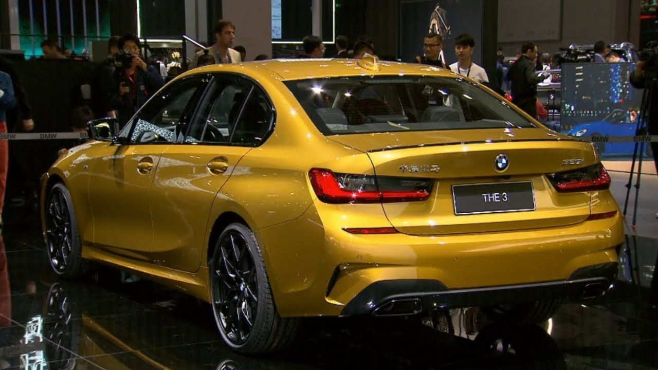2020 BMW 3Series Long Wheelbase launch Bmw 3 series