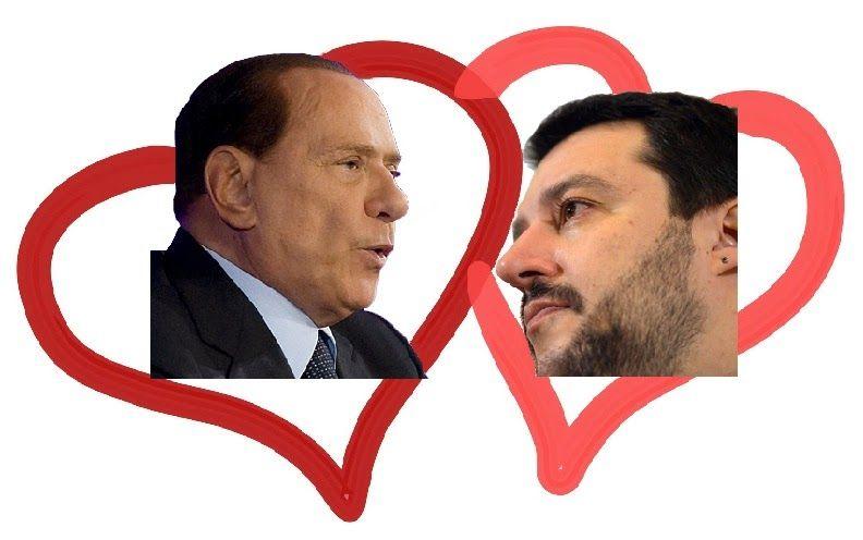 Freeskipper | Italia: Berlusconi e Salvini uniti contro il Pd di Renzi e...