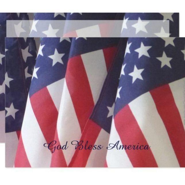 Memorial Day Barbeque Invitation American Flags Invitation #americanflags #redwhiteandblue #starsandstripes #patriotic #barbeque#memory #memorial
