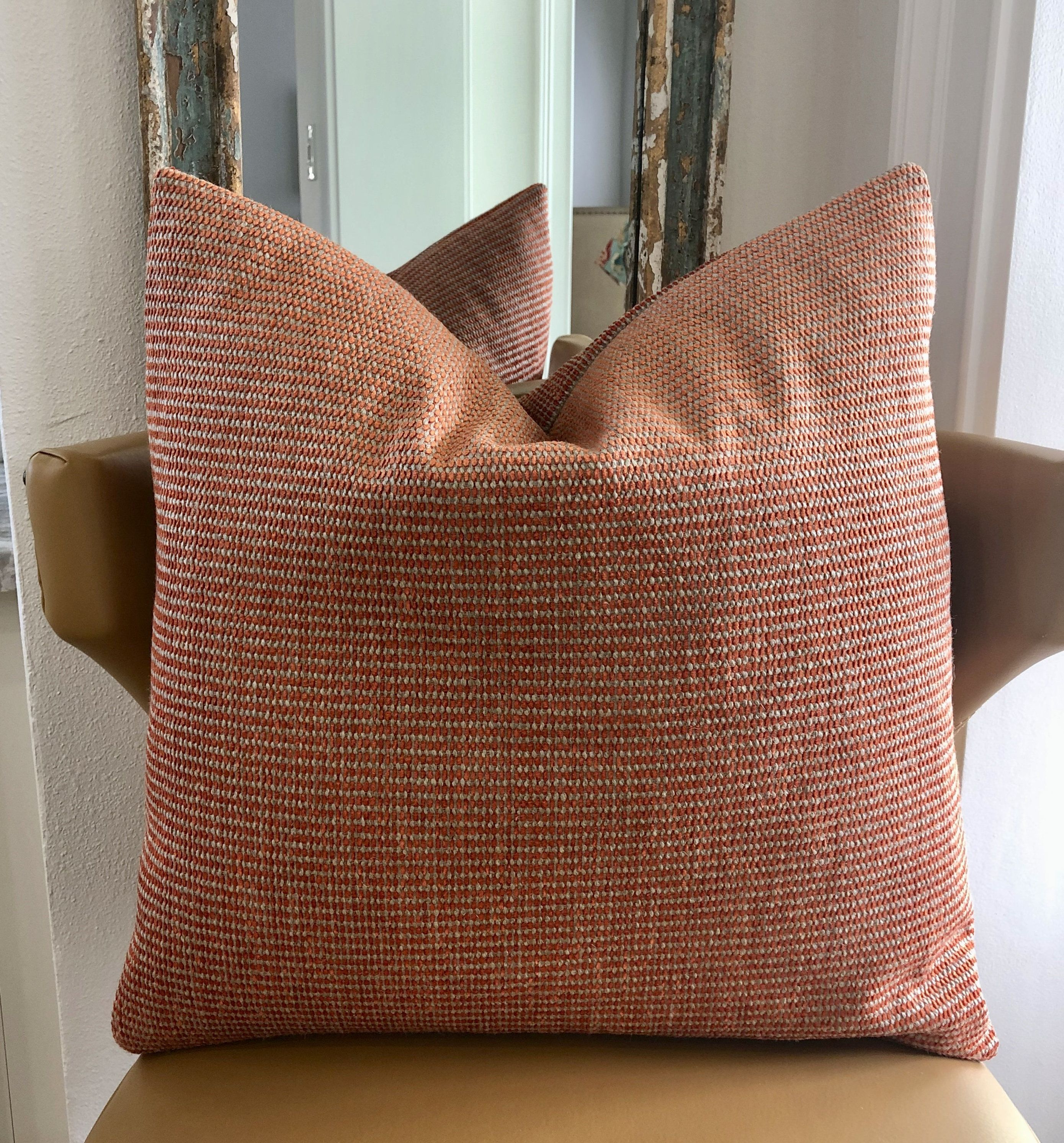 Chenille Throw Pillow Cover